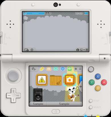 3DS Theme - Animal Crossing New Leaf - K.K. Slider at Club LOL.png
