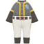 Baseball Uniform (Yellow) NH Icon.png