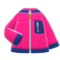 Boa Fleece (Pink) NH Icon.png