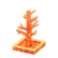 Frozen Tree (Ice Orange)