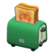 Pop-Up Toaster (Green) NH Icon.png