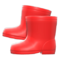 Rain Boots (Red) NH Icon.png