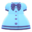 Sailor-Collar Dress (Blue) NH Icon.png