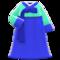 Chima Jeogori (Blue) NH Icon.png