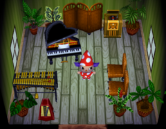 Gabi's house interior