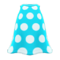 Simple-Dots Dress (Light Blue) NH Icon.png