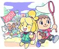 Villager and Isabelle.jpg