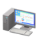 Desktop Computer (Silver - Calculations) NH Icon.png