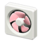 Ventilation Fan (Pink) NH Icon.png