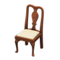 Antique Chair (Brown) NH Icon.png