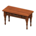 Antique Console Table (Brown) NH Icon.png