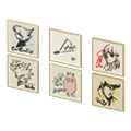 Autograph Cards (Illustration - Musician's Signature) NH Icon.png