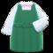 Box-Skirt Uniform (Green) NH Icon.png
