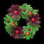 Chic Cosmos Wreath