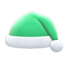 Terry-Cloth Nightcap (Green) NH Icon.png