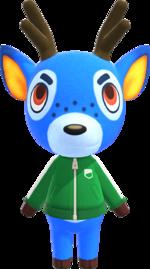 Artwork of Bam the Deer
