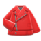 Biker Jacket (Red) NH Icon.png