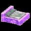 Frozen Bed (Ice Purple - Gray)