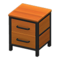 Ironwood Dresser (Teak) NH Icon.png