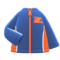 Track Jacket (Blue) NH Icon.png