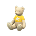 Baby Bear (Cream - Star) NH Icon.png