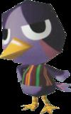 Joe, an Animal Crossing villager.