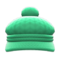 Pom Casquette (Green) NH Icon.png