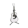 Acoustic Guitar (White) NH Icon.png