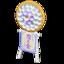 Flashy-Flower Sign (Elegant)
