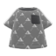 Labelle Knit Shirt (Midnight) NH Icon.png
