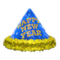 New Year's Hat (Blue) NH Icon.png