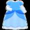Princess Dress (Blue) NH Icon.png