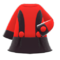 Retro A-Line Dress (Black) NH Icon.png