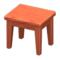 Wooden Mini Table (Cherry Wood - None) NH Icon.png