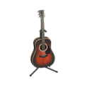 Acoustic Guitar (Brown) NH Icon.png