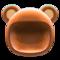 Bear Cap (Brown) NH Icon.png