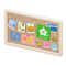 Corkboard (White - Flower) NH Icon.png