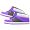 Basketball Shoes (Purple) NH Icon.png
