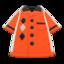 Bowling Shirt (Orange) NH Icon.png