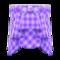 Draped Skirt (Purple) NH Icon.png