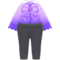 Figure-Skating Costume (Purple) NH Icon.png