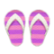 Flip-Flops (White) NH Icon.png