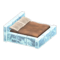 Frozen Bed (Ice - Brown) NH Icon.png