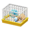 Hamster Cage (Yellow) NH Icon.png