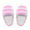 House Slippers (Pink) NH Icon.png