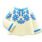Peasant Blouse (White) NH Icon.png