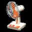 Retro Fan (Orange)