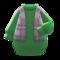 Shawl-and-Dress Combo (Green) NH Icon.png