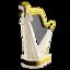Virgo Harp