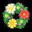 Cosmos Wreath